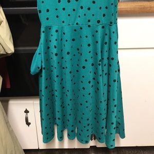 Lularoe Nikky dress with pockets!!